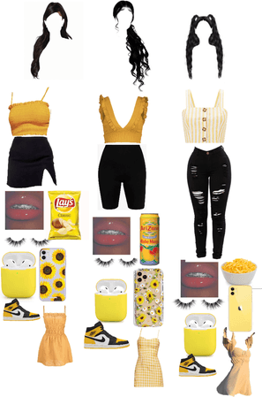 yami yellow