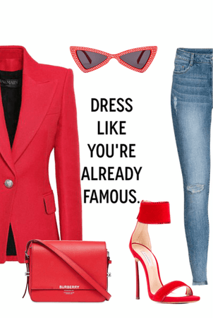 Famously Red