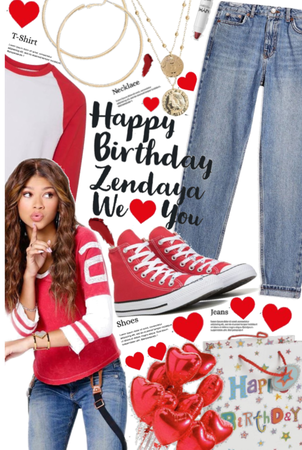 On This Day Zendaya was born