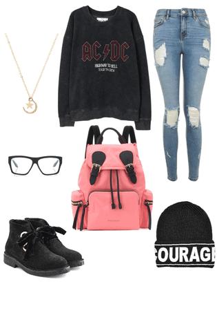 Edgy Teenager