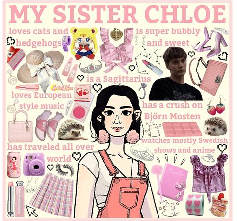 MY SISTER CHLOE