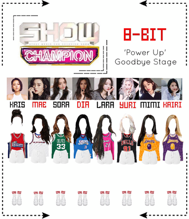 ⟪8-BIT⟫ 'Power Up' Comeback Stage #15 - Show Champion