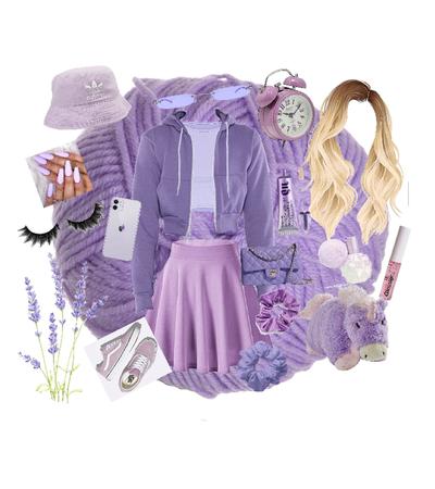 modern lavender