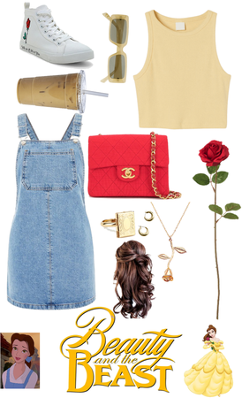 Modern Day Belle(Beauty and the Beast)