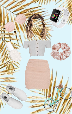 Summer Chill & Fun Outfit