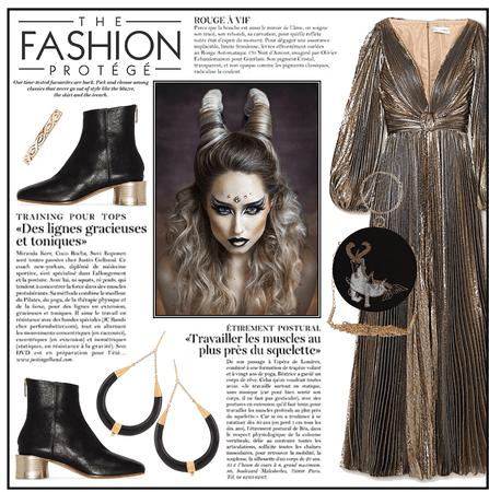 Zodiac Fashion File: Capricorn - Contest
