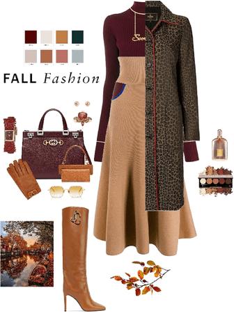 Fall Pantone