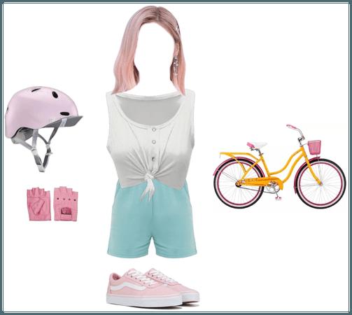 Pink Free Ride