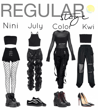 Regular|stage outfits|[4est]•