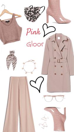 pink Gloor💗