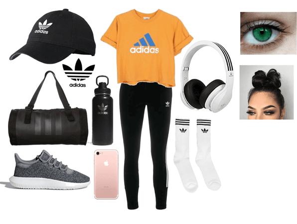 baseball cap-athletic wear- Adidas