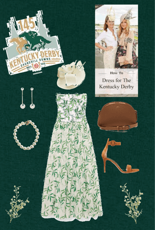 Dress to Impress for the Kentucky Derby