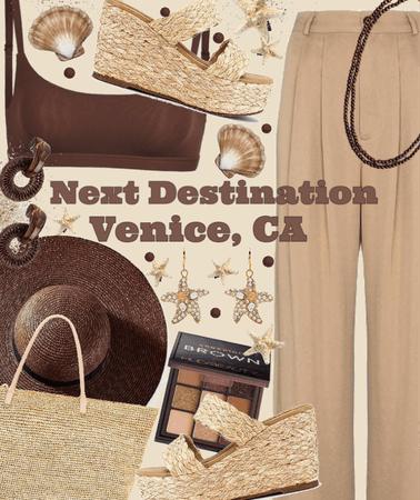 Next Destination; Venice, CA