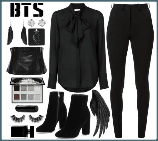 BTS: MOTS: 7 Concept Photo Version 2 Inspired