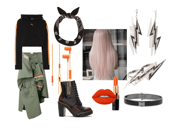 Mic Drop outfit 2