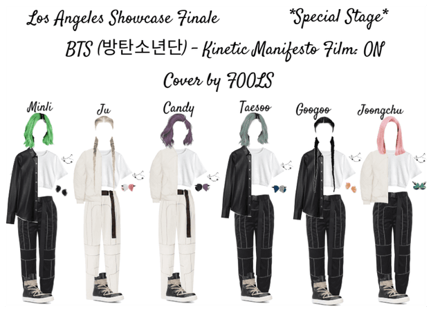 L.A Showcase Finale   Special Stage No. 4