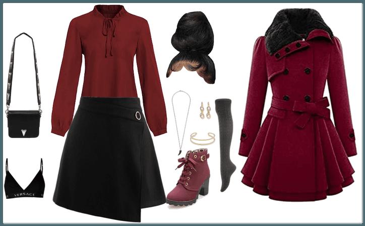burgundy class