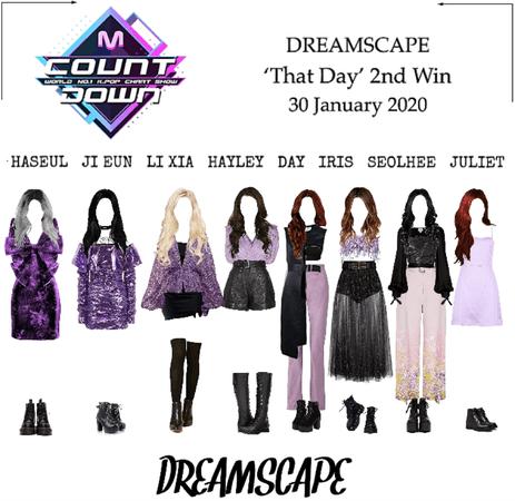 DREAMSCAPE [드림스게이프] M Countdown 200130