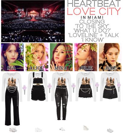 [HEARTBEAT] LOVE CITY IN MIAMI   CLOSING