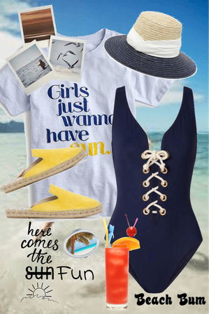Beach Hat and All That!