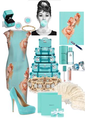 Tiffany Blue Trend