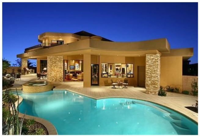 My favortite part is the pool