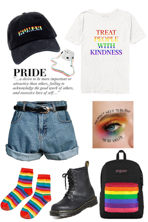 proud to be pride 🏳️🌈