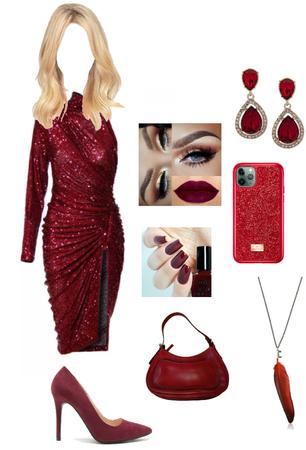 Red Royal Women