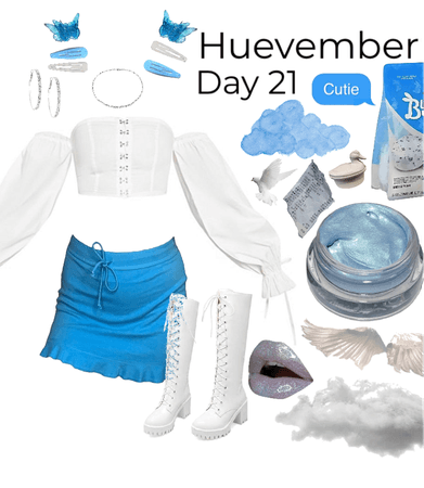 Huvember day 21