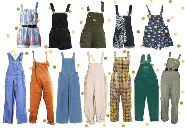 The only overalls I'd wear