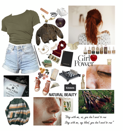 Ginny Weasley Outfit