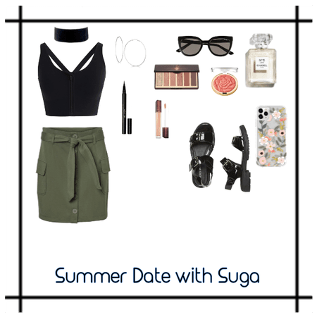Summer Date with Suga
