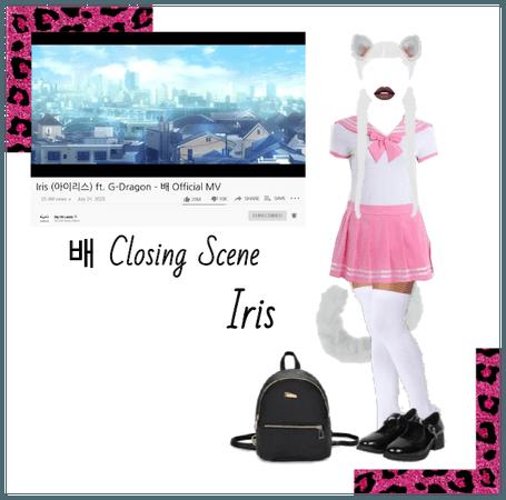 배 (Bae) Iris ft. GDragon Iris Solo Scene