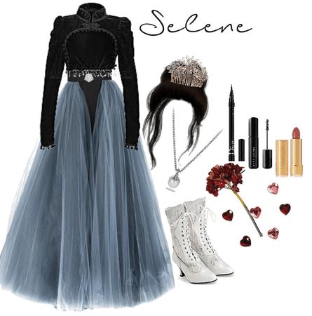 Selene the queen