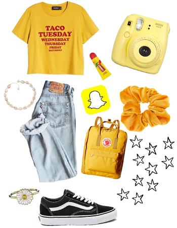 yellow VSCO🍌