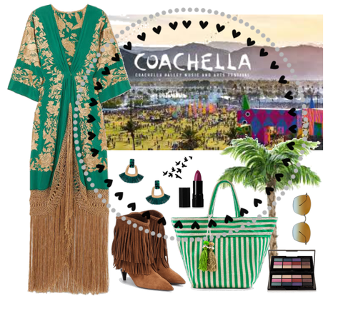 Boho to Coachella