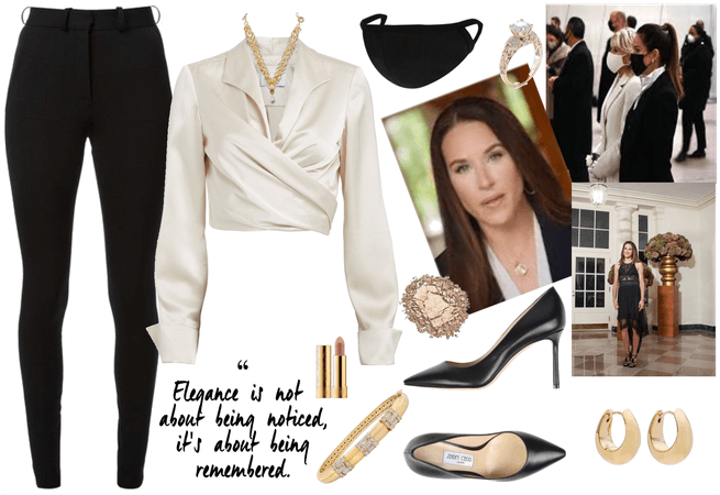 Simple but Elegant: Ashley Biden