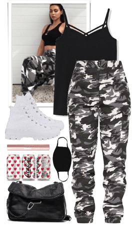 Military pants!