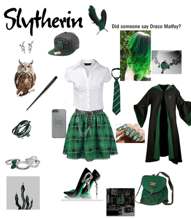 Slytherin princess