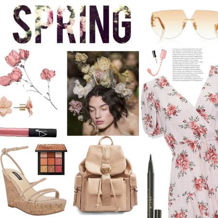 Floral Spring Style