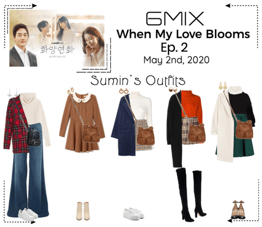 《6mix》When My Love Blooms - Ep. 2