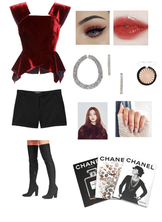 Jenni Black pink 🖤