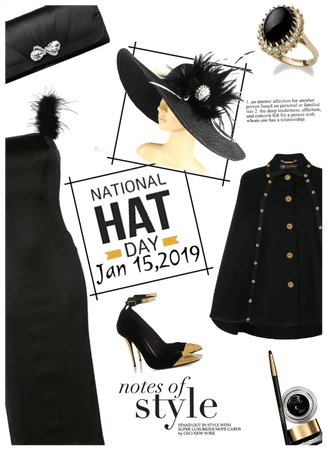 National Hat Day/Party Style