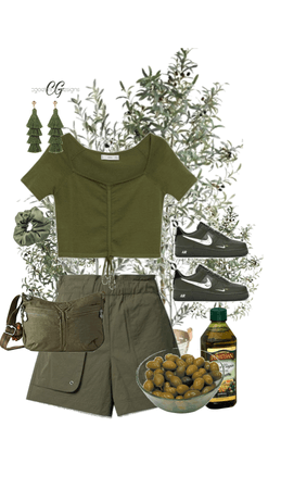 Olive Summer, Don't You?