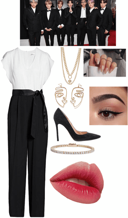 bts grammy's 2019 inspired outfit