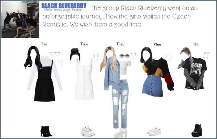 Black Blueberry. Make these days better