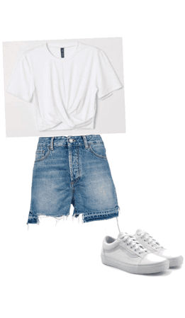 cute simple basic outfit
