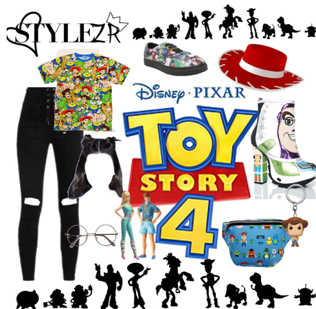 Toy Story Movie Style!!