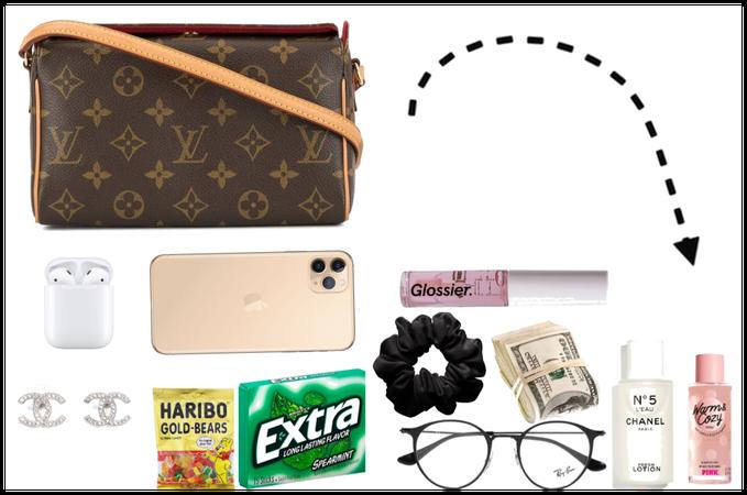 purse items