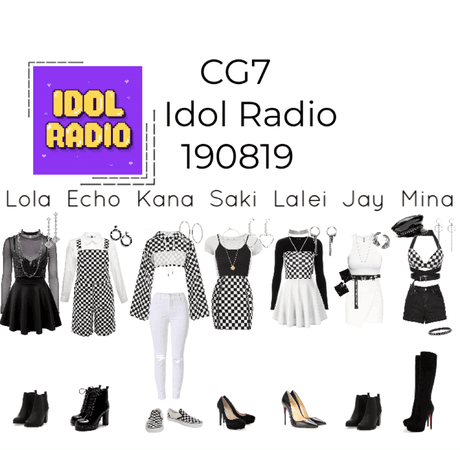 Idol Radio- Cyber Girls